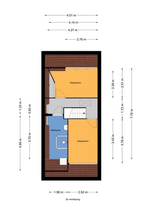 Park Vronesteyn 20, Voorburg floorplan-2