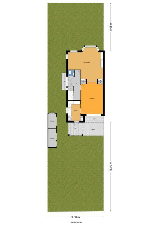 Park Vronesteyn 20, Voorburg floorplan-5