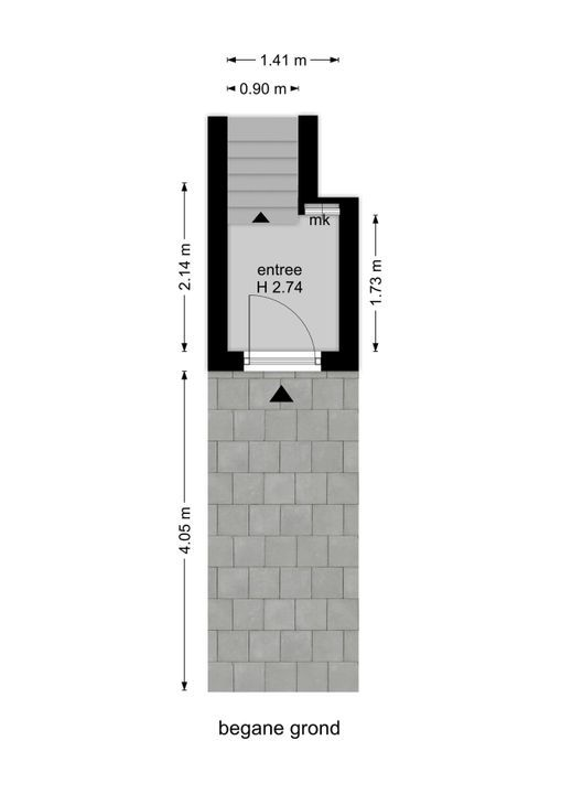 van Halewijnlaan 227, Voorburg floorplan-0