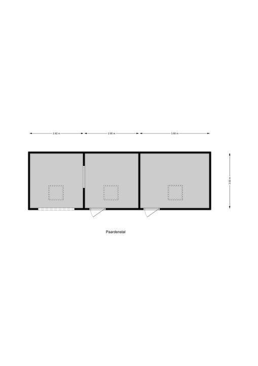 Voorweg 163 A., Zoetermeer floorplan-4