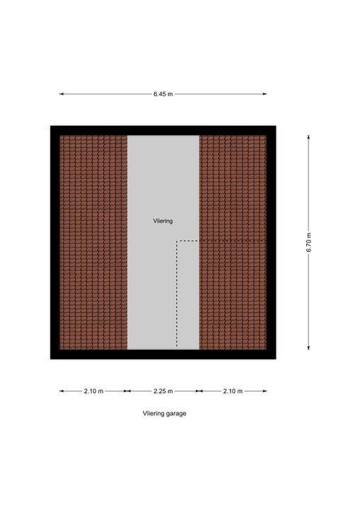 Voorweg 163 A., Zoetermeer floorplan-2