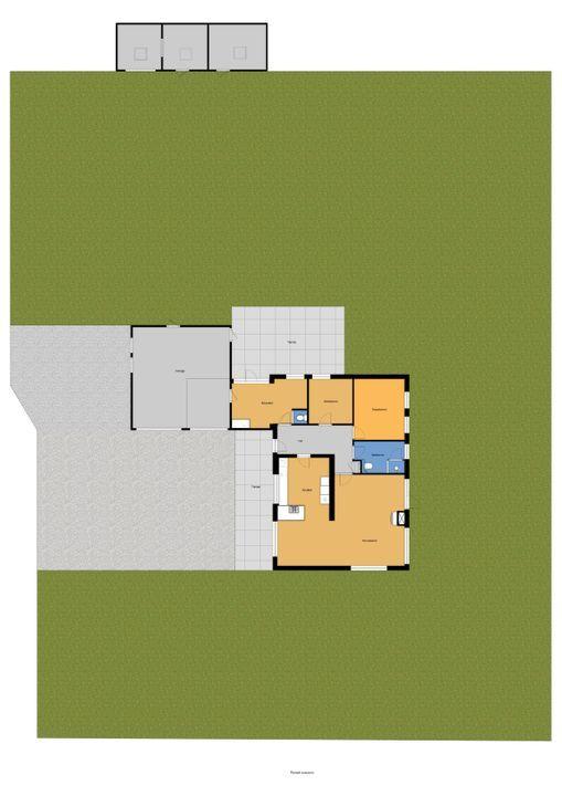 Voorweg 163 A., Zoetermeer floorplan-3