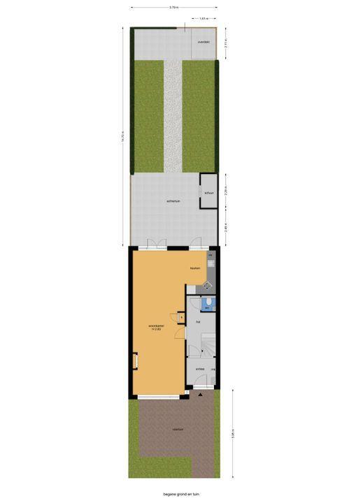Essesteijnstraat 153, Voorburg floorplan-3