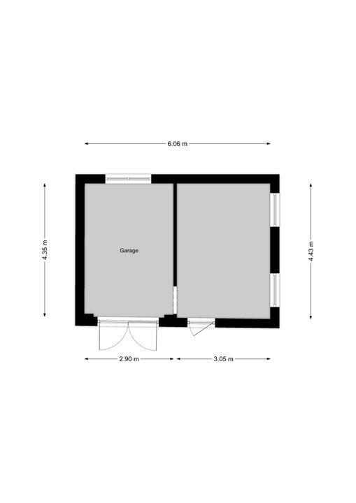 Parkweg 175, Voorburg floorplan-4