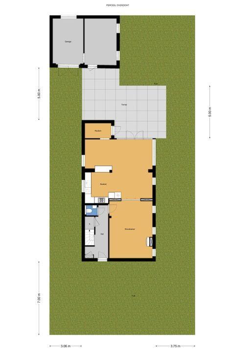 Parkweg 175, Voorburg floorplan-5