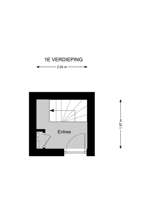 van Halewijnlaan 445, Voorburg floorplan-0