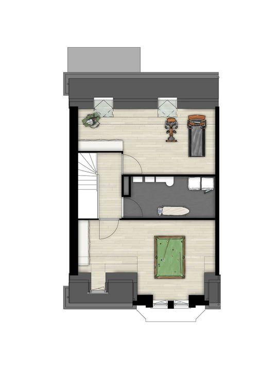 Dokter Van Zeelandstraat 59, Leidschendam floorplan-2