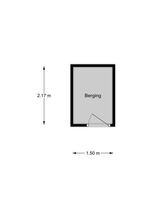 Houtwerf 43, Leidschendam floorplan-1