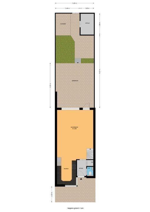 Kamilleveld 118, Den Haag floorplan-4