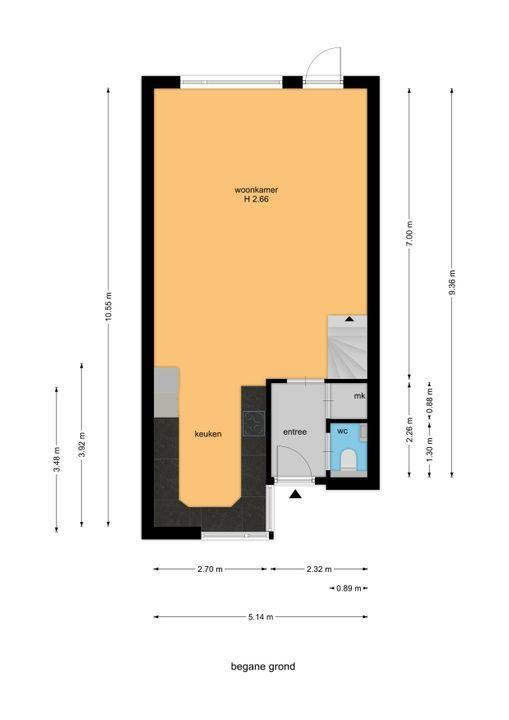 Kamilleveld 118, Den Haag floorplan-0