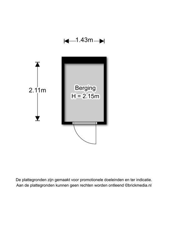 Bruijnings Ingenhoeslaan 29, Voorburg floorplan-1