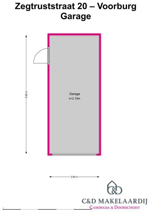 Zegtruststraat 20, Voorburg floorplan-3