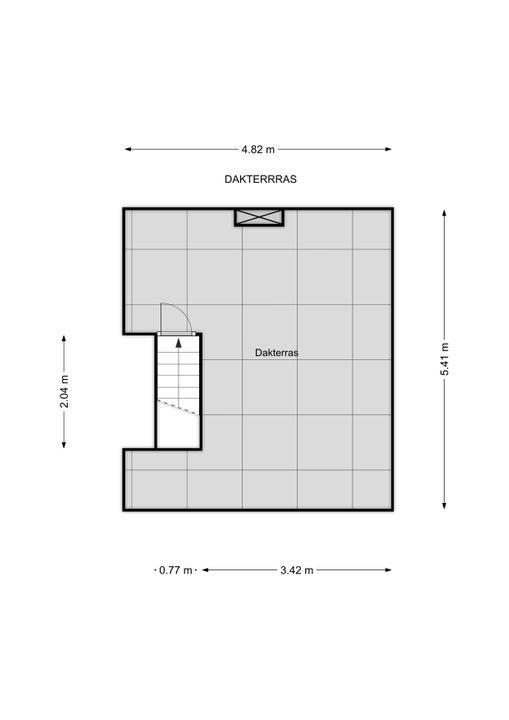 van Faukenbergestraat 144, Voorburg floorplan-2
