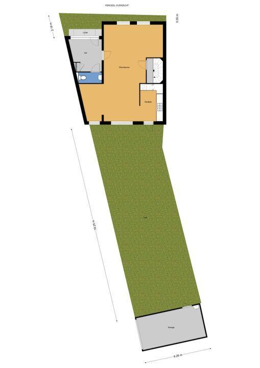 Libelsingel 51, Den Haag floorplan-4