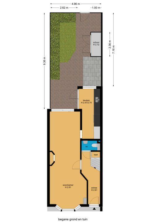 Agrippinastraat 47, Voorburg floorplan-3