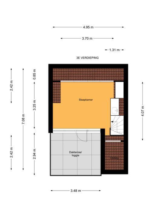 Staringkade 51, Voorburg floorplan-3