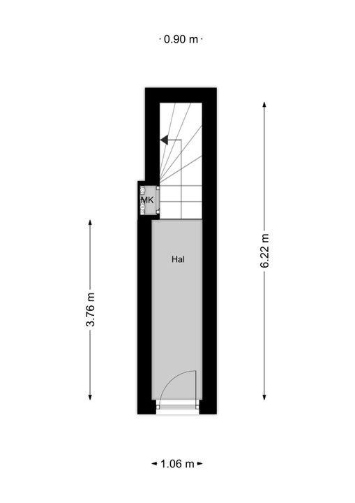 Staringkade 51, Voorburg floorplan-0