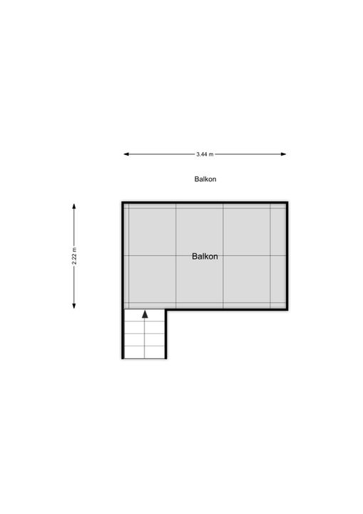 Dokter Van Ledestraat 106, Leidschendam floorplan-1