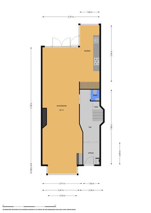 Haasburgstraat 4, Voorburg floorplan-0