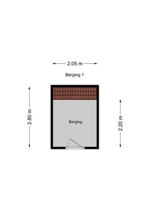 Prins Bernhardlaan 117, Voorburg floorplan-1