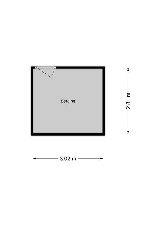 Klaverweide 126, Voorburg floorplan-1
