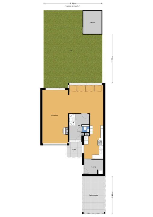 Prins Bernhardlaan 317, Voorburg floorplan-4
