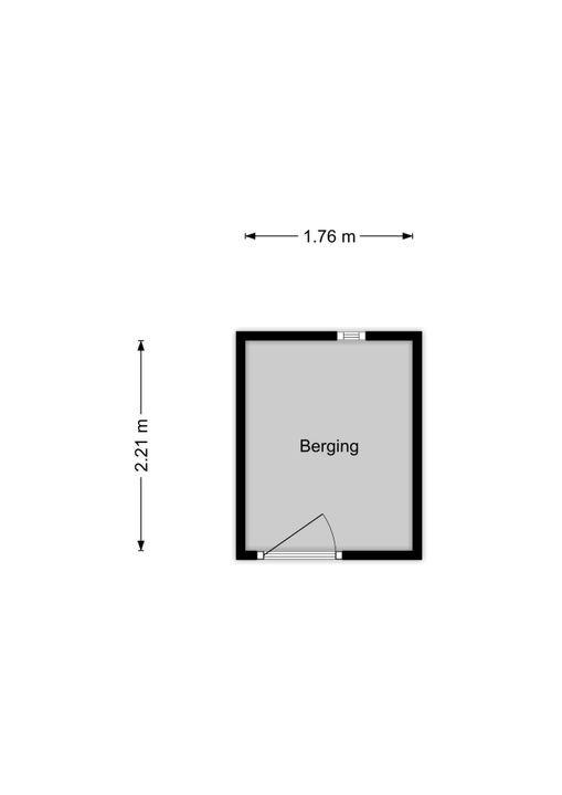 Oude Haven 5, Voorburg floorplan-1