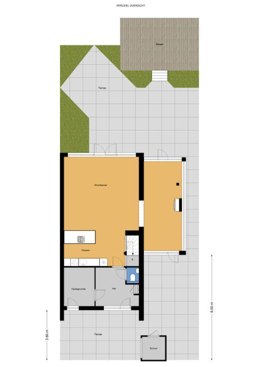 H. Marsmanplantsoen 13, Den Haag floorplan-4