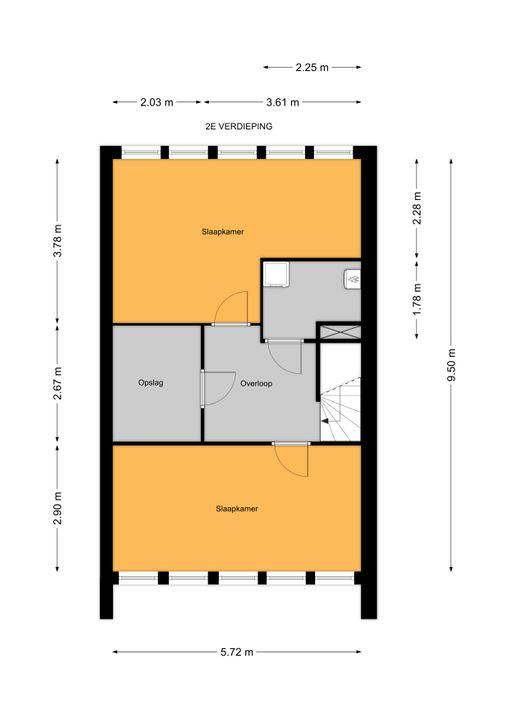 H. Marsmanplantsoen 13, Den Haag floorplan-2