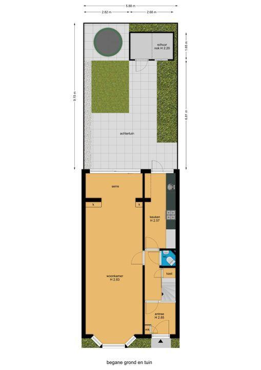 Woelwijkstraat 6, Voorburg floorplan-3