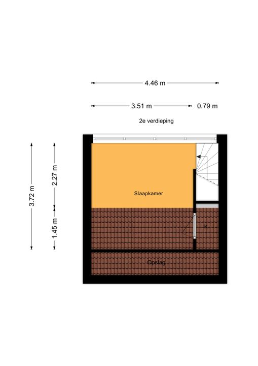 Mauritsstraat 24, Voorburg floorplan-2
