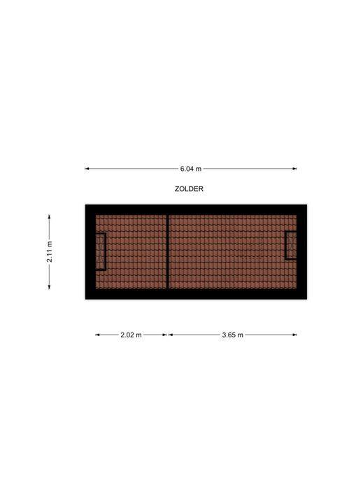 Mauvelaan 11 ., Leidschendam floorplan-3