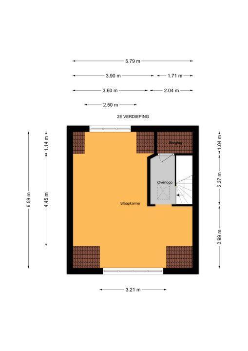 Mauvelaan 11 ., Leidschendam floorplan-2