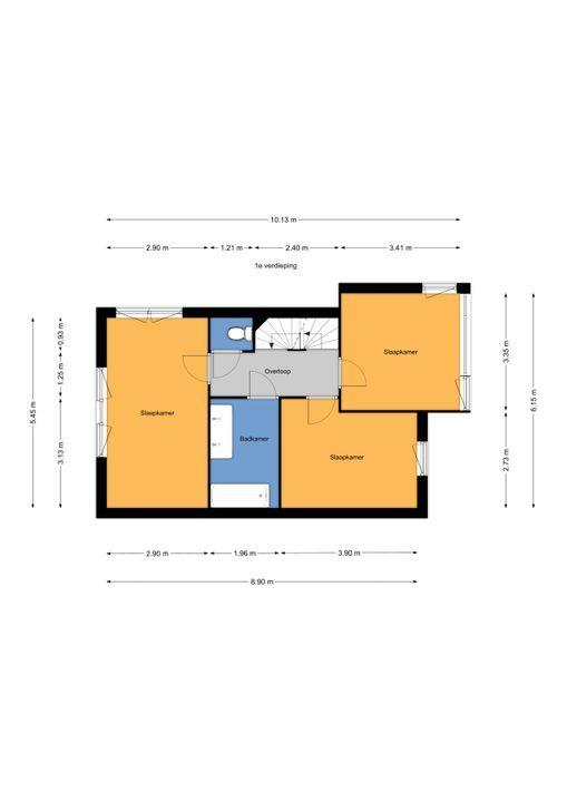 Via Mercadante 1, Voorburg floorplan-3