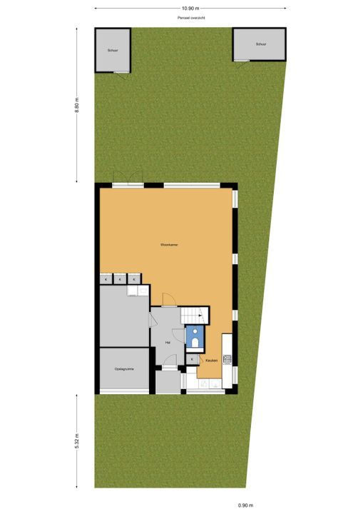 Truus Schroderhof 2, Voorburg floorplan-5