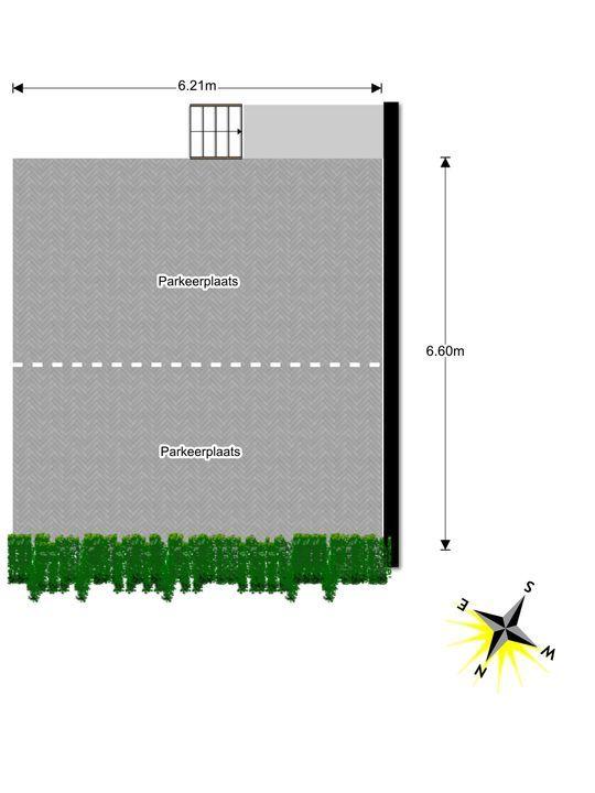 Arentsburghlaan 1 B, Voorburg floorplan-5
