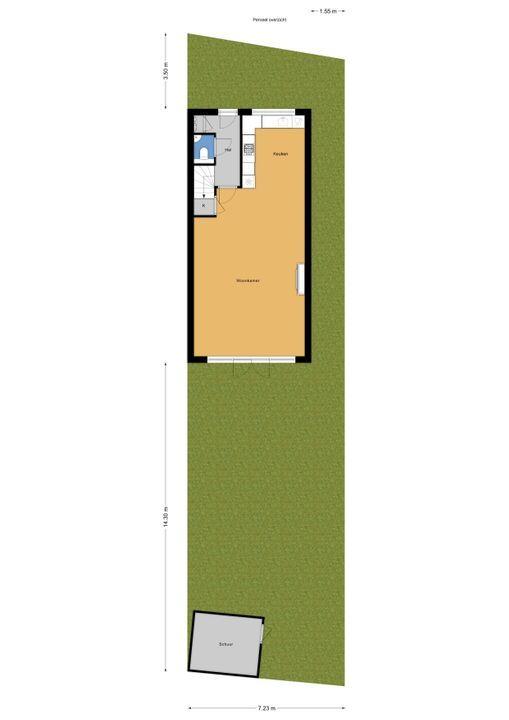 Zandberglaan 23, Den Haag floorplan-5