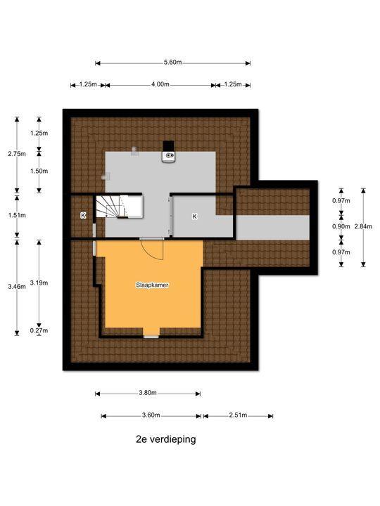 Park Vronesteyn 23, Voorburg floorplan-2