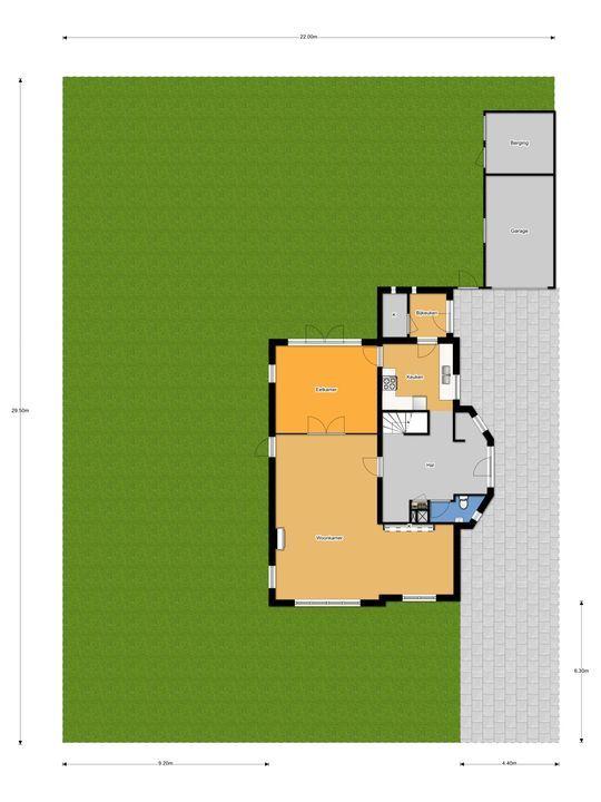 Park Vronesteyn 23, Voorburg floorplan-4