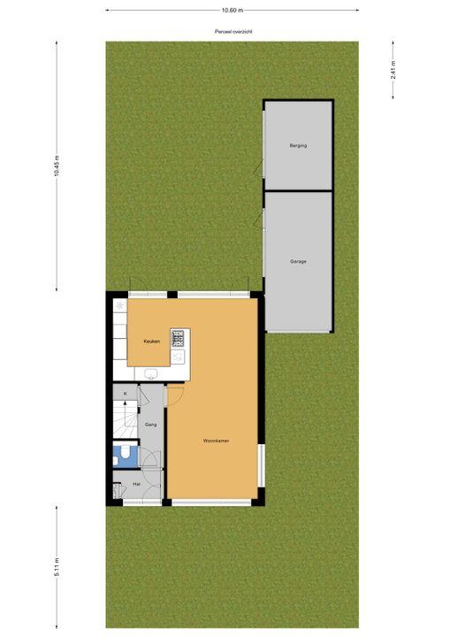 Kwikstaartlaan 2, Leidschendam floorplan-3