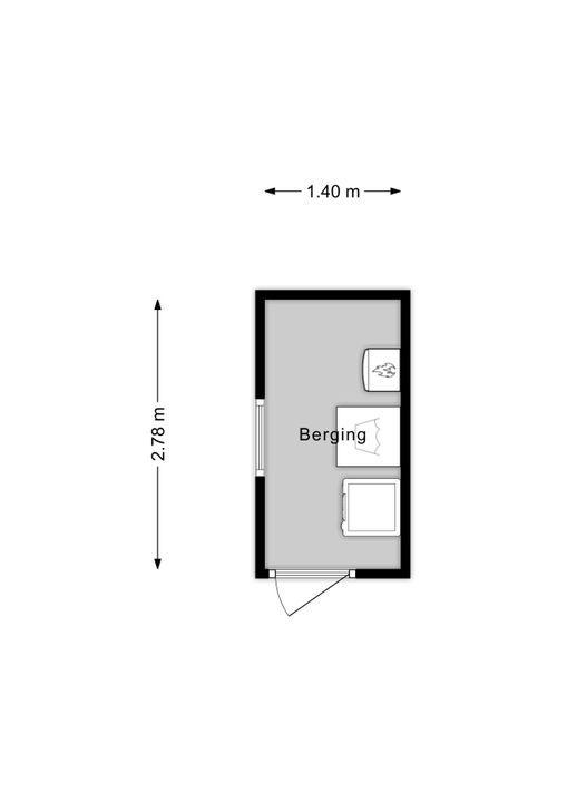 van Gaesbekestraat 13, Voorburg floorplan-1