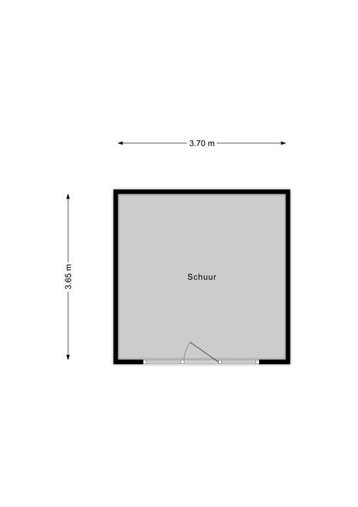 van Gaesbekestraat 13, Voorburg floorplan-2