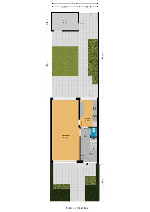 Graaf Janlaan 39, Leidschendam floorplan-3