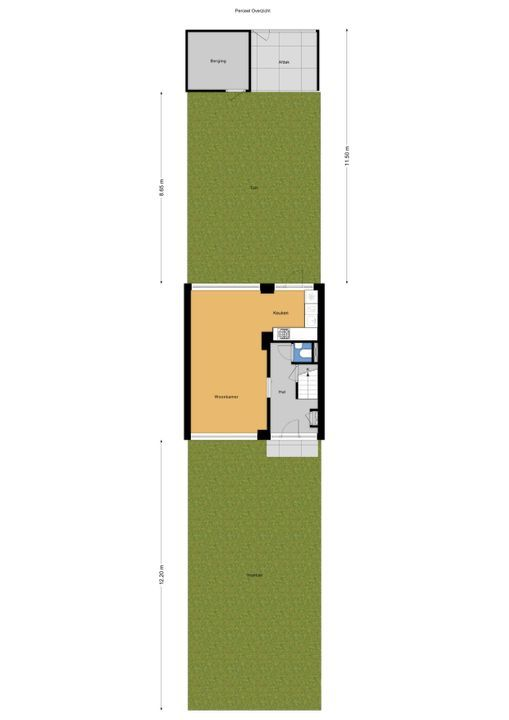 Sytwinde 196, Nootdorp floorplan-4