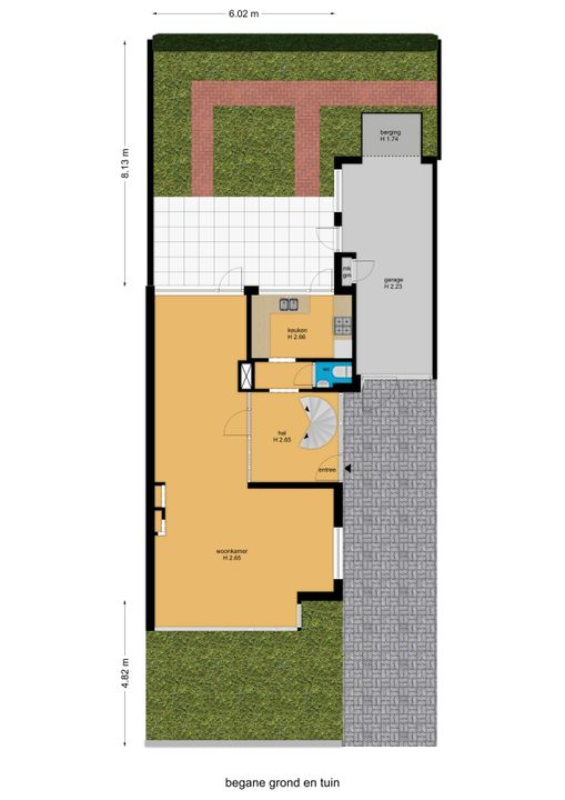 Prinses Margrietlaan 18, Voorburg floorplan-3