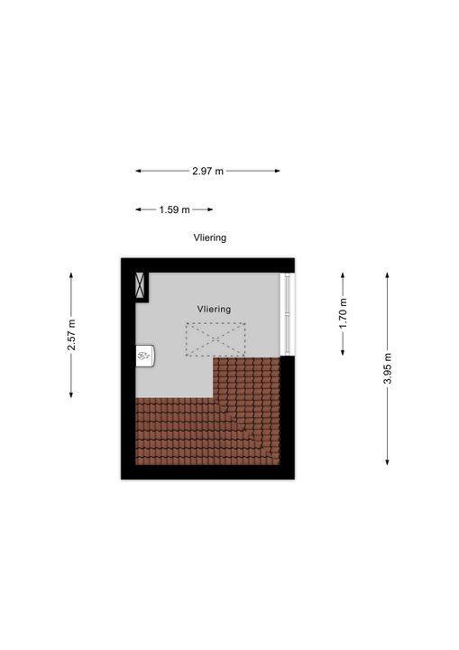 Marialaan 23, Voorburg floorplan-2