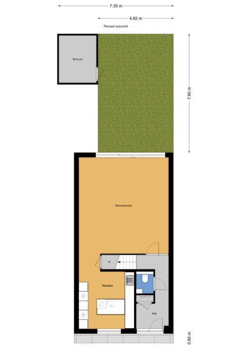 Jacobsmantelstraat 14, Den Haag floorplan-4