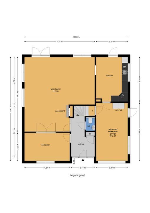 Eikendael 29, Wassenaar floorplan-0