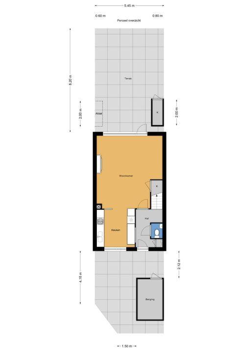 Rodelaan 63, Voorburg floorplan-4