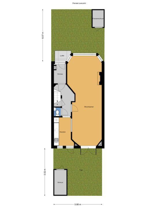 Prinses Mariannelaan 33, Voorburg floorplan-4